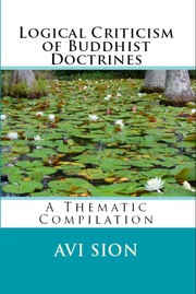 Cover of: Logical Criticism of Buddhist Doctrines