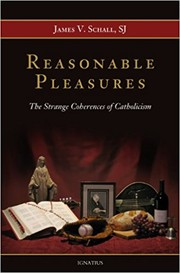 Cover of: Reasonable Pleasures
