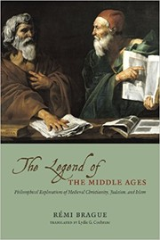Cover of: The Legend of the Middle Ages