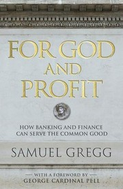 Cover of: For God and Profit