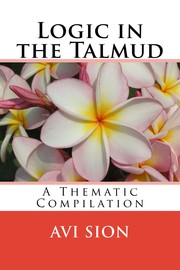 Cover of: Logic in the Talmud