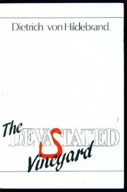 Cover of: The Devastated Vineyard