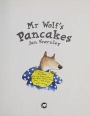 Cover of: Mr Wolf's pancakes