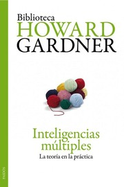 Cover of: Inteligencias múltiples