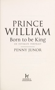 Cover of: Prince William