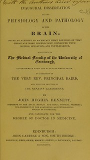 Cover of: An address delivered to the members of the Royal Medical Society, December 16th 1836