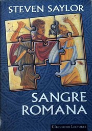 Cover of: Sangre romana