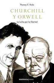 Cover of: Churchill y Orwell