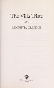 Cover of: The villa triste