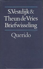 Cover of: Briefwisseling: briefwisseling