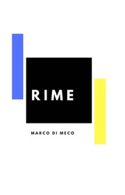 Cover of: Rime
