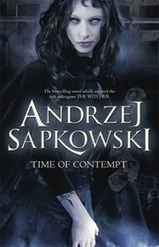 Cover of: Time of Contempt