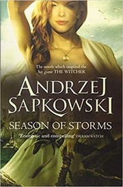 Cover of: Season of Storms