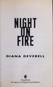 Cover of: Night on fire