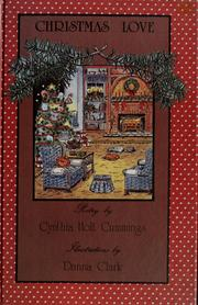 Cover of: Christmas love