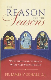 Cover of: The Reason for the Seasons