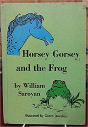 Cover of: Horsey Gorsey and the Frog