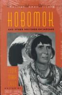 Cover of: Hobomok and other writings on Indians