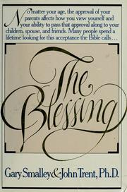 Cover of: The blessing