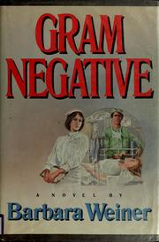 Cover of: Gram negative
