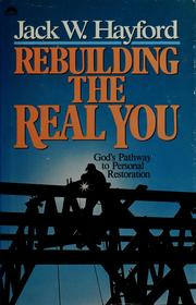 Cover of: Rebuilding the real you