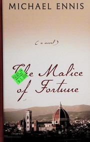 Cover of: The malice of fortune