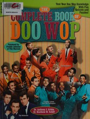 Cover of: The complete book of doo wop