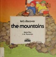 Cover of: Let's discover the mountains