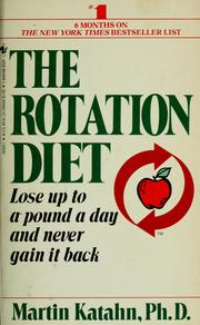 Cover of: The rotation diet