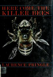 Cover of: Here come the killer bees