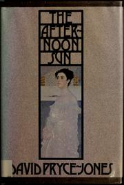 Cover of: The afternoon sun: a novel