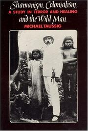 Cover of: Shamanism, colonialism, and the wild man