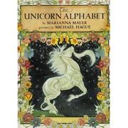 Cover of: The unicorn alphabet