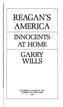 Cover of: Reagan's America: innocents at home