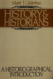 Cover of: History and historians