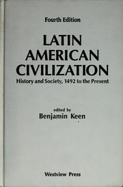 Cover of: Latin American civilization