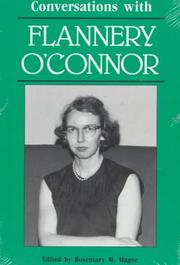 Cover of: Conversations with Flannery O'Connor