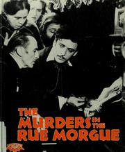Cover of: The Murders in the Rue Morgue