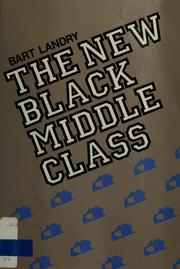 Cover of: The new Black middle class