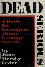 Cover of: Dead serious