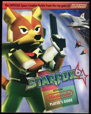 Cover of: Star Fox 64: Official Nintendo Player's Guide