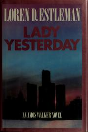 Cover of: Lady yesterday