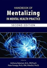 Cover of: Handbook of mentalizing in mental health practice