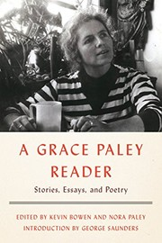 Cover of: A Grace Paley reader