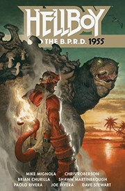 Cover of: Hellboy and the B.P.R.D.