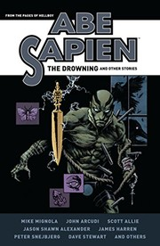 Cover of: Abe Sapien