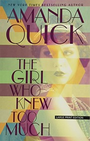 Cover of: The girl who knew too much