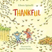 Cover of: Thankful