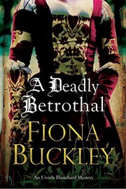 Cover of: A deadly betrothal