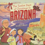 Cover of: The twelve days of Christmas in Arizona